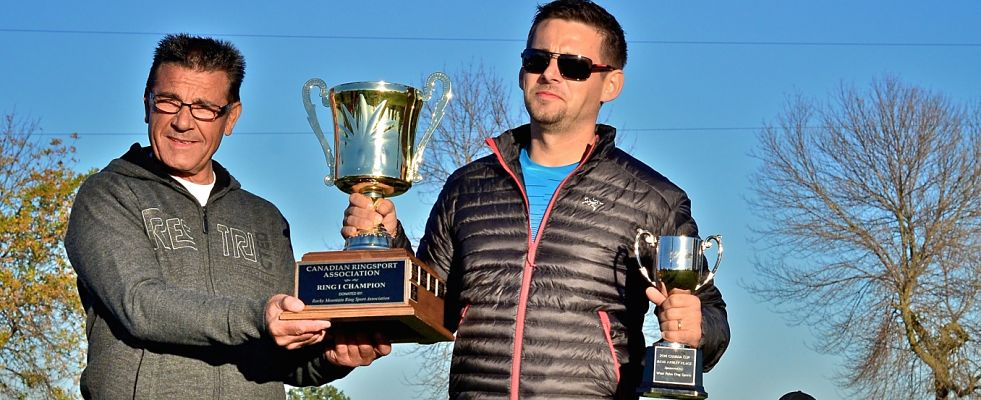 2014 CRA Ring I Grand & Canada Cup Champion