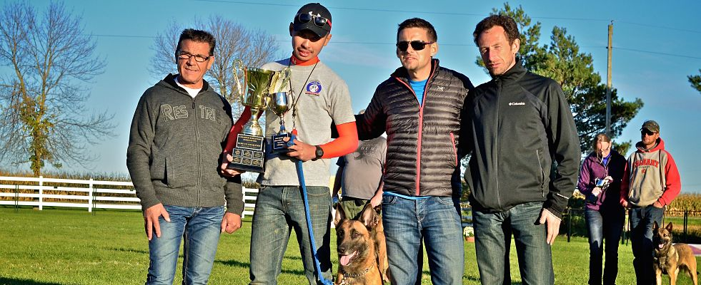 2014 CRA Ring III Grand & Canada Cup Champion
